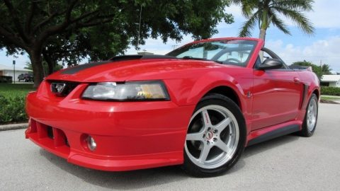 2003 Ford Mustang Convertible for sale