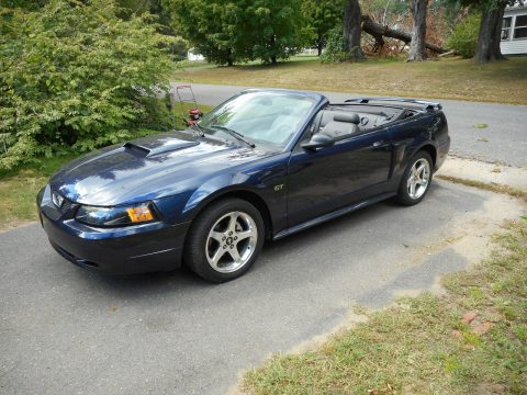 2003 Ford Mustang GT Convertible for sale