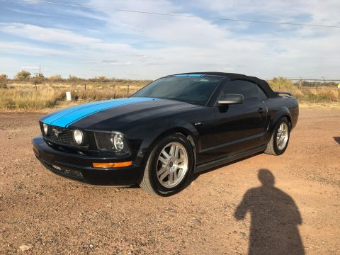 2005 Ford Mustang Base Convertible for sale