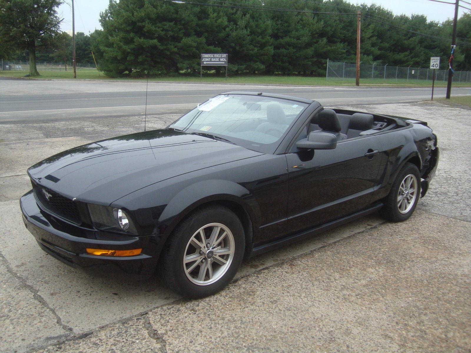 Mustang V6 For Sale