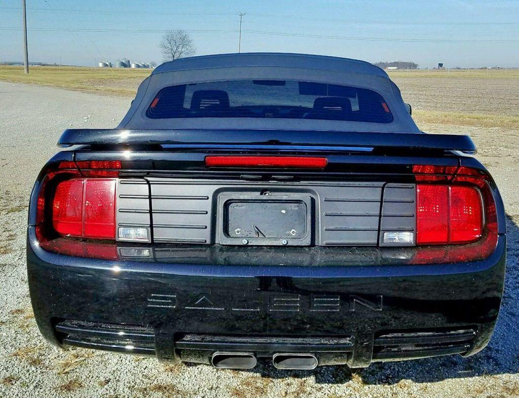 2006 Ford Mustang GT Saleen Convertible