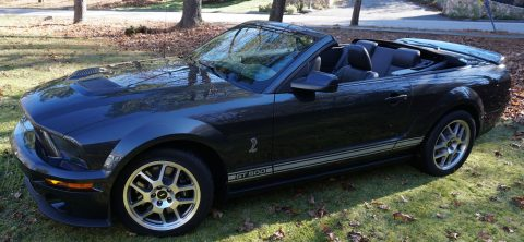 2008 Ford Mustang Shelby GT 500 Convertible for sale