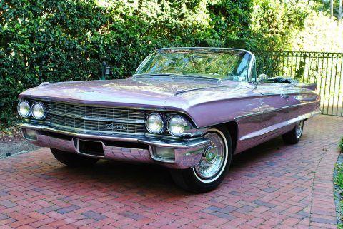 Fantastic shape 1962 Cadillac Eldorado Biarritz Convertible for sale