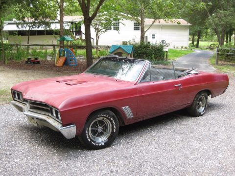 Garage find 1967 Buick Gran Sport Convertible for sale