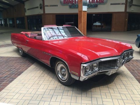 Last year convertible 1970 Buick 225 Convertible for sale