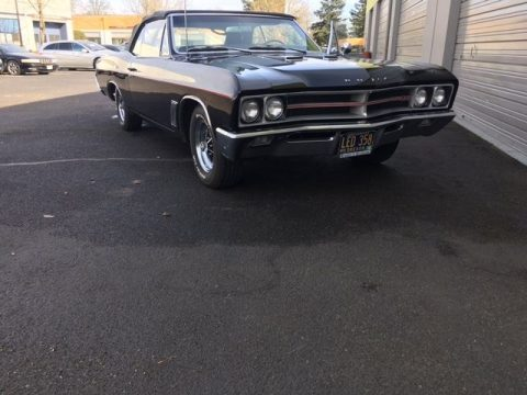 Low production 1967 Buick Skylark Convertible for sale