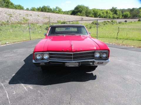 New black top 1966 Buick Skylark Convertible for sale