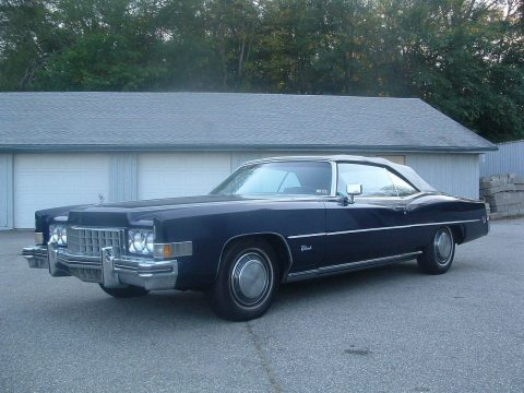 New parts 1973 Cadillac Eldorado convertible for sale