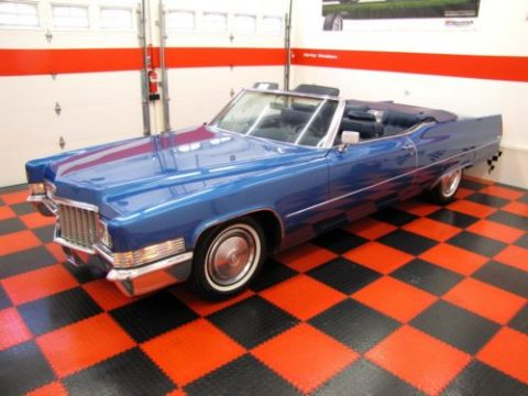 Stunning 1970 Cadillac Deville Convertible for sale