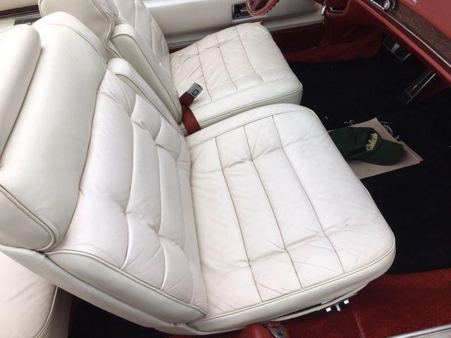 excellent condition 1976 Cadillac Eldorado Convertible