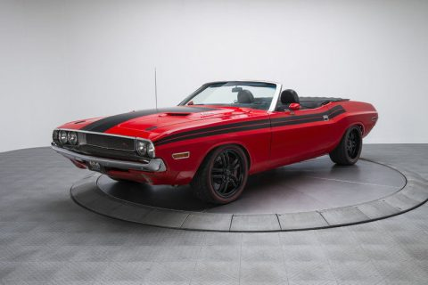 pristine 1970 Dodge Challenger R/T convertible for sale