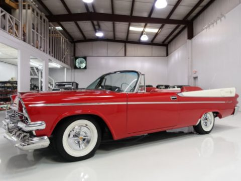 Rare 1958 Dodge Coronet Super D 500 Convertible for sale