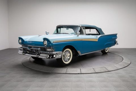 example of quality 1957 Ford Fairlane 500 Convertible for sale