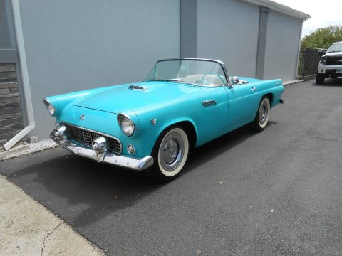 mint 1955 Ford Thunderbird convertible for sale