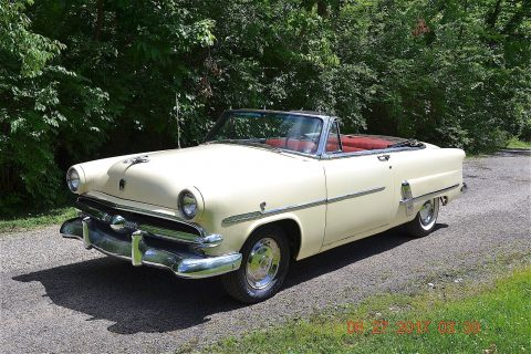 unmolested 1953 Ford Crestline Sunliner CONVERTIBLE for sale