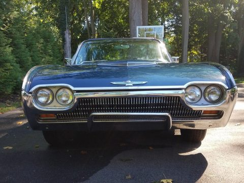 all original 1963 Ford Thunderbird convertible for sale