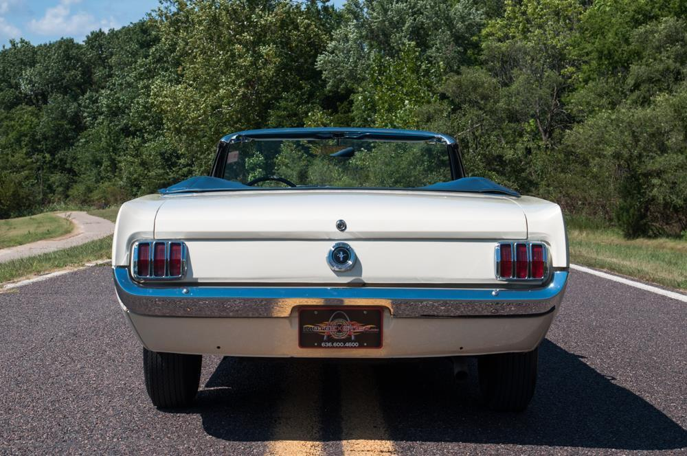 Extremly rare 1965 Ford Mustang Convertible