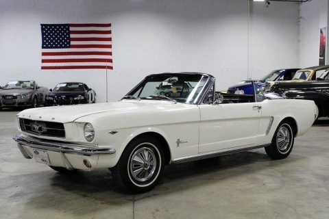 older restoration 1964 Ford Mustang convertible for sale