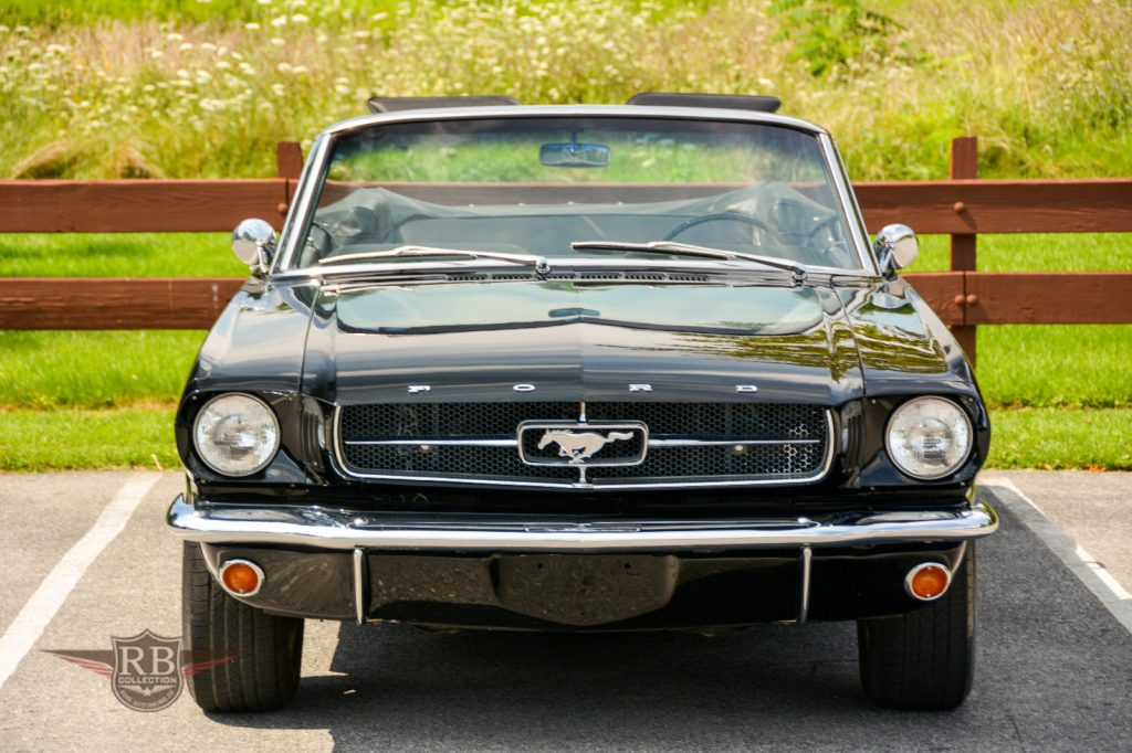 quality restoration 1965 Ford Mustang K code convertible