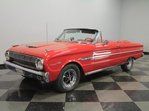 restored 1963 Ford Falcon convertible for sale
