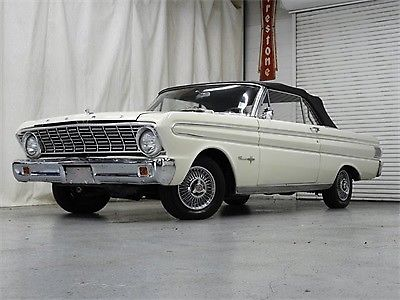 rust free 1964 Ford Falcon Sprint convertible for sale
