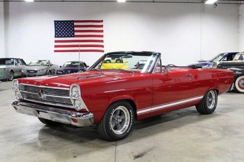 completely restored 1966 Ford Fairlane convertible for sale