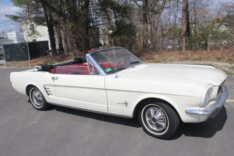 sweet 1966 Ford Mustang Convertible for sale