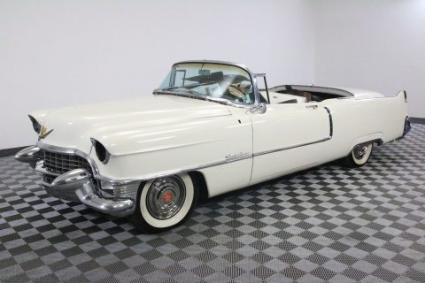 almost complete 1955 Cadillac Convertible for sale