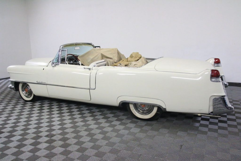 almost complete 1955 Cadillac Convertible