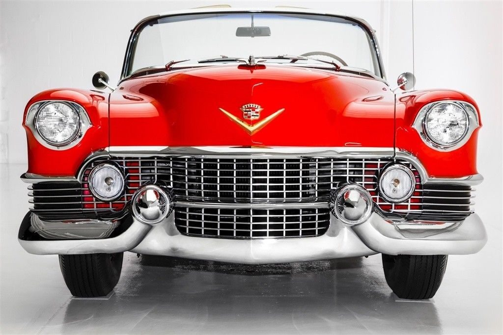 Gorgeous 1954 Cadillac Series 62 Convertible