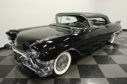 perfect restoration 1957 Cadillac Eldorado Biarritz Convertible for sale