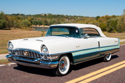 rare 1955 Packard Caribbean Convertible for sale