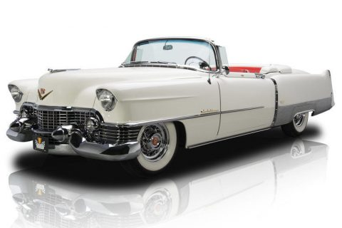 super clean 1954 Cadillac Eldorado convertible for sale