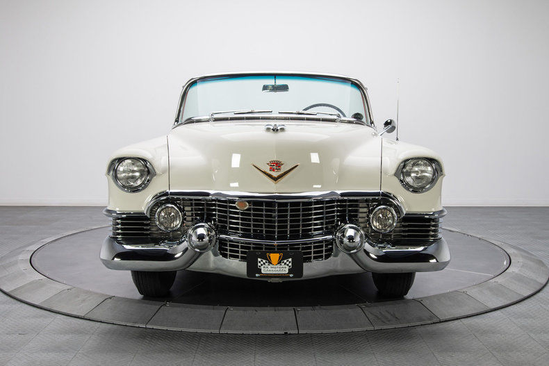 super clean 1954 Cadillac Eldorado convertible