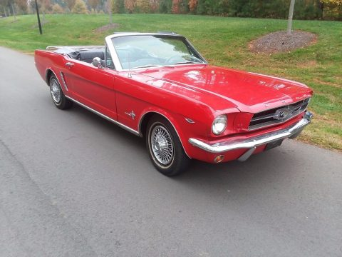 good condition 1965 Ford Mustang Convertible for sale