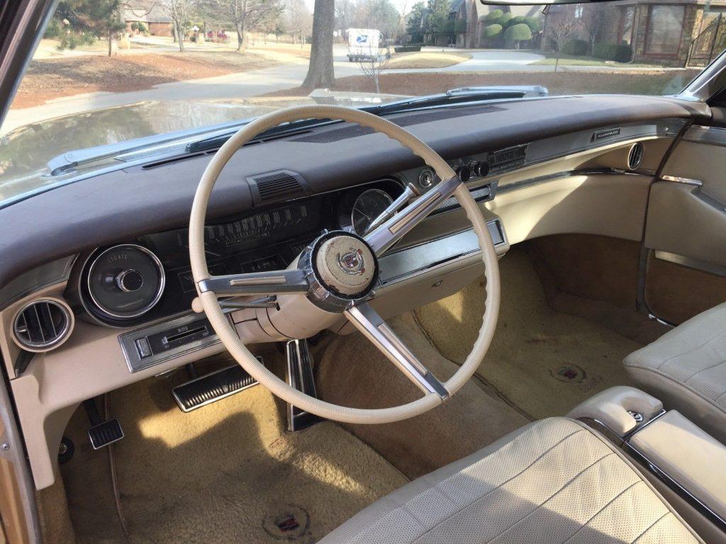 needs TLC 1966 Cadillac Eldorado Biarritz convertible