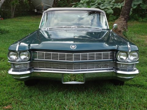 rare 1964 Cadillac Eldorado convertible for sale