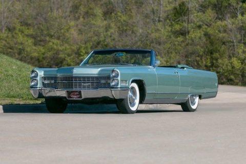rare 1966 Cadillac Eldorado Convertible for sale