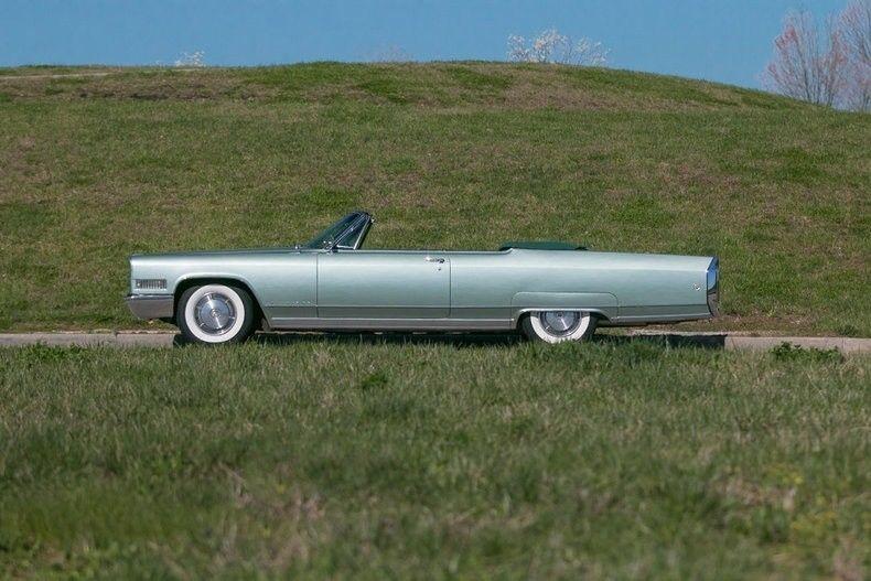 rare 1966 Cadillac Eldorado Convertible