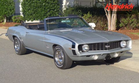 rare 1969 Chevrolet Camaro SS Convertible for sale