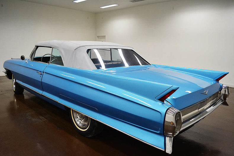 very clean 1962 Cadillac Convertible