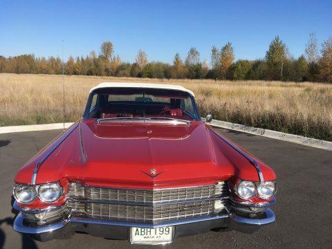 very clean 1963 Cadillac Eldorado convertible for sale