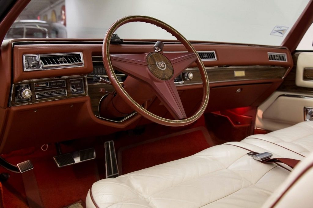 rare 1976 Cadillac Eldorado Bicentennial Convertible