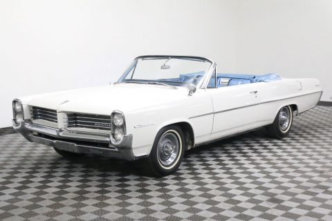 low mileage 1964 Pontiac Catalina Convertible for sale