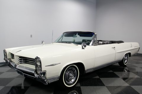 low miles 1964 Pontiac Bonneville Convertible for sale