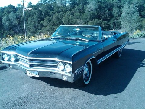 needs some work 1965 Buick Electra 225 Convertible for sale