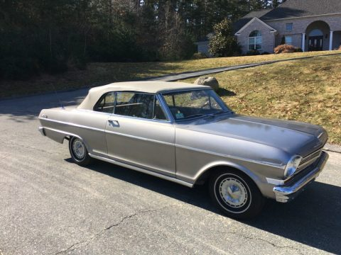 new top 1962 Chevrolet Nova Convertible for sale