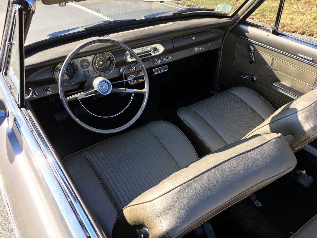 new top 1962 Chevrolet Nova Convertible