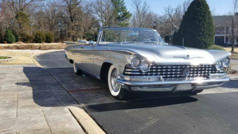 rare 1959 Buick Invicta convertible for sale