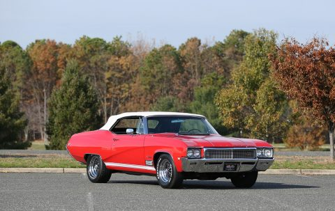 restored 1968 Buick GS 400 Convertible for sale